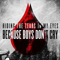 The Cure- Boys don't cry