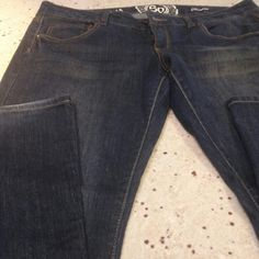 Cute bootcut jeans Dark denim. Worn once and in great shape. Bootcut size 15 juniors. SO Jeans Boot Cut