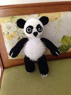 Meu ursinho panda! ☺️☺️