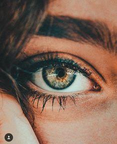 Cute Eyes, Pretty Eyes, Beautiful Eyes Color, Aesthetic Eyes, Eye Pictures, Crazy Eyes, Eye Photography, Polychromos, Photos Tumblr