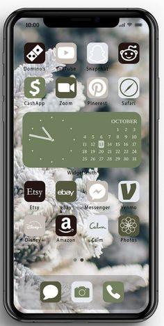 IOS App iPhone Icon Bundles | Ios app iphone, Iphone app design, Iphone wallpaper app