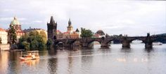 Praga: ponte di Carlo