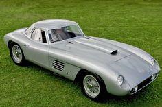1954 Ferrari 375 MM Coupé Speciale Scaglietti
