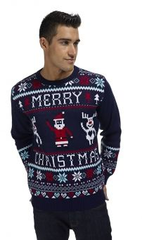 Kersttrui Man.11 Best Christmas Sweater Images Christmas Jumpers Christmas