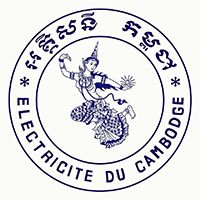 Electricite du Cambodge (Cambodia) #ElectriciteduCambodge #Cambodia (L13359) Football Team Logos, Asia, Crests, C & A, Soccer, Badges, Cambodia, Coat Of Arms, Football