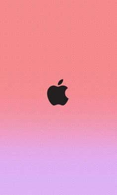 iPhone 6 Apple Logo Wallpaper Pink - Bing images