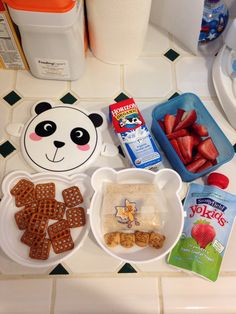 Preschool Lunch :)