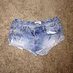 Shorts (girls) Girls shorts they are similar to daisy dukes BONGO Shorts Jean Shorts