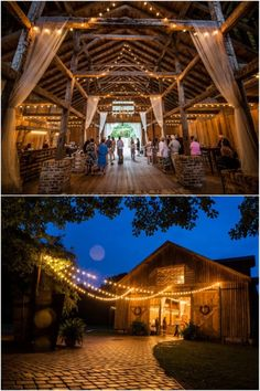 Rustic Chic Farm Wedding - oakley farms venue