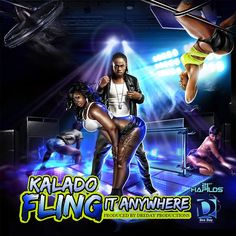 Kalado - Fling It Anywhere (Official Music Video)