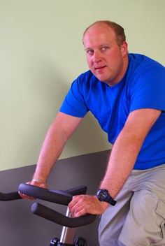 How to Burn Calories With a Stationary Bike
