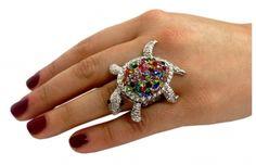 Schildkröten Ring