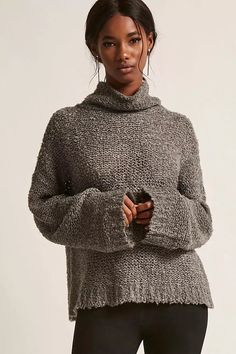Product Name:Oversized Open-Knit Sweater, Category:sweater, Price:48