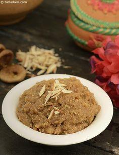 Anjeer Halwa ( Mithai Recipe)
