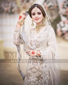 Sumbul Iqbal New Bridal Photoshoot Asian Wedding Dress Pakistani, Pakistani Bridal Makeup, Bridal Mehndi Dresses, Bridal Dress Design, Wedding Dresses For Girls, Pakistani Dresses, Nikkah Dress, Shadi Dresses, Pakistani Suits