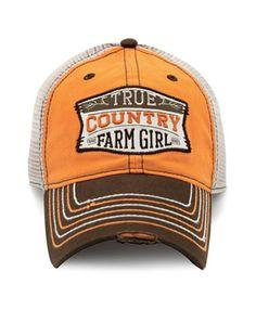 Farm Boy Co-op & Feed Co., LLC - True Country Mesh Cap, $19.99