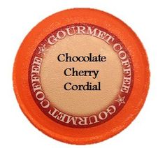 Rich Creamy Chocolate Delightfully Combined With Cherry Cordial Flavor An Exceptional Cup of Coffee - Perfect Blend of Chocolate and Cherry 24 Count, Compatible With All Keurig K-cup Brewers (Including Keurig 2.0) Smart Sips Coffee, Chocolate Cherry Cordial Gourmet Coffee, for Keurig K-cup Brewers, 24 Count