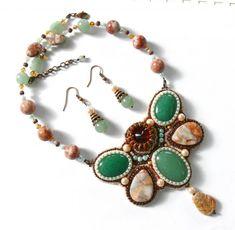 108 LEI | Seturi handmade | Cumpara online cu livrare nationala, din Turda - Torda. Mai multe Bijuterii in magazinul ametist.shop pe Breslo.