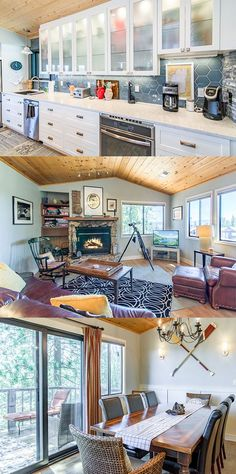 Tahoma Vacation Rentals - California Accommodations - Lake View with Double Decks on Rubicon Bay Double Deck, Rubicon, Lake View, Lake Tahoe, Mountain View, Vacation Rentals, Decks, Families, Corner