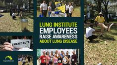 """Lung Institute employees raise awareness about lung disease """"TheLung Institute hosted a Kick Butts Day event on March 16, 2016 and participated in the Fight for Air Climb last week, both events raising awareness about lung health in the Tampa Bay area."""" We are proud to say that this March marked our fourth consecutive year..."""