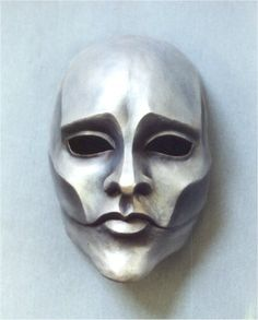 Craig Denston - Mask for 'The Tempest'