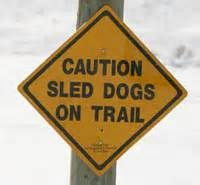 sled dog signs - Yahoo Image Search Results