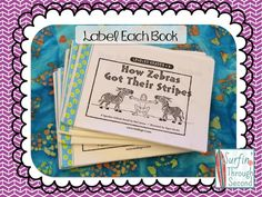 Surfin' Through Second: Organizing Your A-Z Readers - A great way to organize and easily access your Reading A-Z books! Guided Reading Groups, Reading Resources, Reading Strategies, Reading Activities, Teaching Reading, Reading Lessons, Book Organization, Classroom Organization, Classroom Ideas
