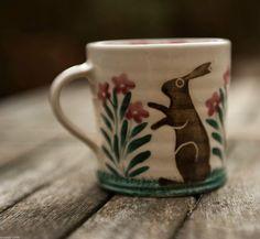 Bell Pottery mug
