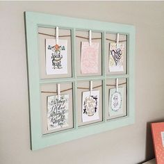 from French Press Mornings: Check out how @dianahake is displaying my #encouragingwednesdays prints in her little girls nursery!  I absolutely love all the different ways you can hang scripture on your walls! Be sure to tag me in any photo that has any French Press Mornings art and I just might share it on my feed.