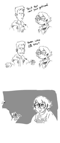 pidge has had enough of lances bullshit