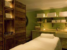 spa room design