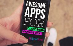 Awesome Apps for Classroom Management