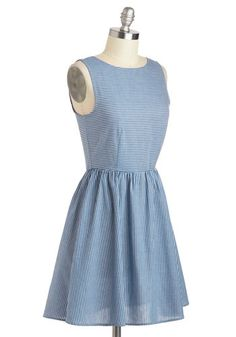 Saturday Stories Dress, #ModCloth