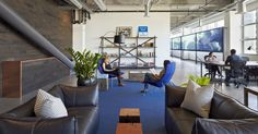 13 Playful Work Environments That Reinvent Office Space at http://mashable.com/2014/01/09/playful-workspaces/