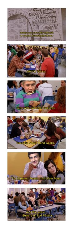 Mean girls references always. This is one of the best ones haha