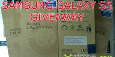 Win a Free Samsung Galaxy S5 – Giveaway | E Hacks and Cheats - Games world