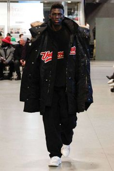 Male Fashion Trends: Vetements Fall-Winter 2017 Collection