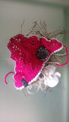 Baby Mädchen Kopftuch VANESSA Art.Nr.: SKT 001 von Strickkreationen auf Etsy