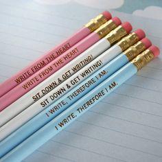Pencil Motivation.