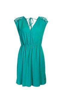 CROCHET TRIM SUNDRESS Crochet Trim, Pretty Dresses, Summer Dresses, Lady, Christmas, Fashion, Xmas, Moda, Crochet Ornaments