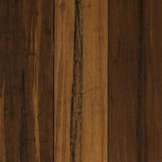Patina Hand Scraped Carbonized Solid Stranded Bamboo