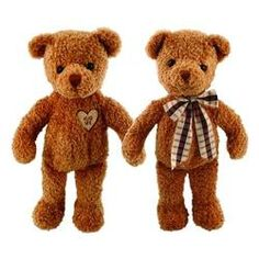 """Nobody`s Perfect"" Teddy Bear!  #sendateddy #teddybears http://www.sendateddy.net/bukowski-teddy-bears.php#!/~/product/category=6290039&id=26927319"
