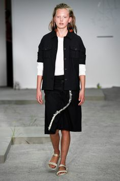 : Fonnesbech SS17 : Copenhagen Fashion Week