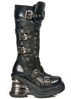 New Rock 8353-S2 Boot