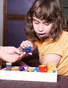 Activities for Children with Autism.  This page has a lot of ideas to use with your students with autism and other special learning needs.  Read more at:  http://autism.lovetoknow.com/Activities_for_Autistic_Children