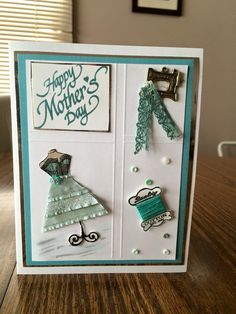 Mother's Day card 2015