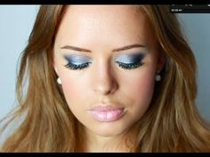 Tanya Burr makes putting on makeup and TOTALLY transforming your look into that of a celebrity!  She does Beyonce, Heidi Klum and others.  You won't believe the before and afters.  I HAVE to try this!