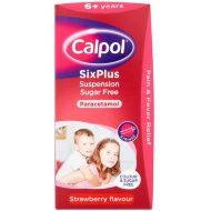 Calpol SixPlus Suspension Colour & Sugar Free Paracetamol - NEW. You can use Calpol Six Plus to ease lots of different pains and reduce fever. - Other aches and pains. Strawberry Color, Colgate Toothpaste, Sleeping Pills, Health And Wellbeing, Dental Care, 6 Years, Health And Beauty, Sugar Free, Alcohol