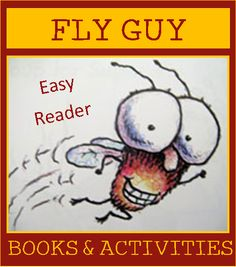 Have you heard of Fly Guy? These are super popular, easy-reader books for kids. At 4 - 7 dollar each, they are a perfect addition to your child's reading fun. First Grade Reading, First Grade Classroom, Library Activities, Free Activities, Sequencing Activities, Library Lessons, Library Ideas, Art Lessons, Kids Book Club