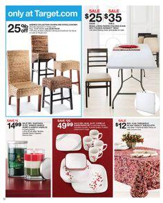 Target -Sale starts November 17, 2013 - November 23, 2013